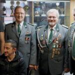 Teilnehmer an der Deutschen Meisterschaft
